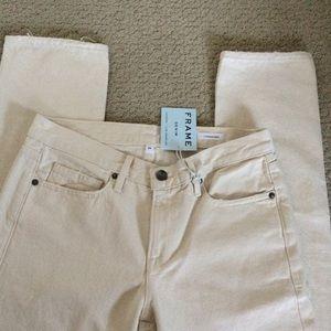 Men's Frame Denim mid-rise slim-fit L'homme Jeans